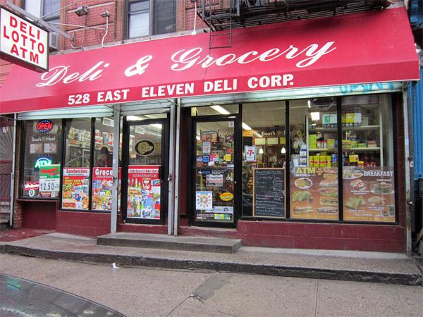 528 East Eleven Deli Corp.