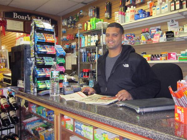 Thomas Gonzales - 528 East Eleven Deli Corp.