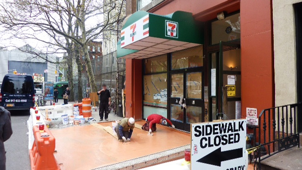 7-Eleven at 135 West Third Street