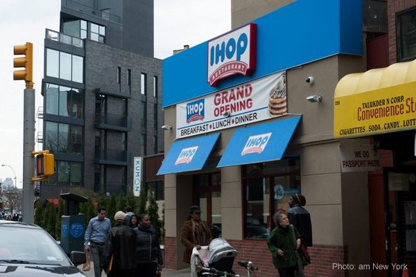 IHOP in New York City