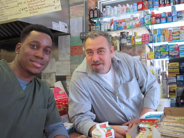 Poppy's Gourmet Corner - Michael and Mike