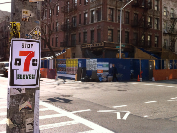 Stop 7-Eleven