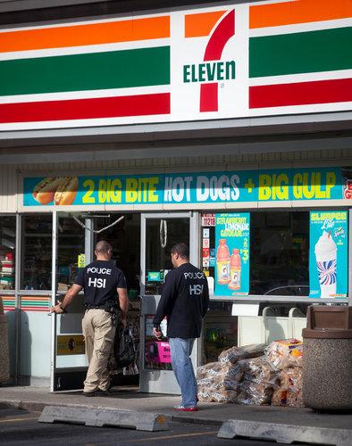 7-Eleven Raid - Long Island
