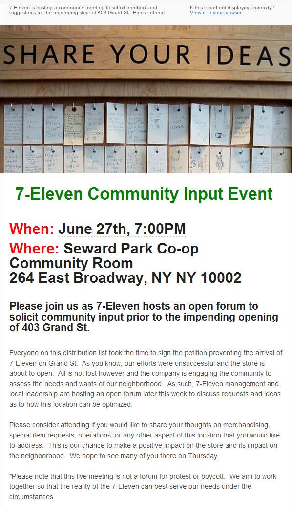 7-Eleven 403 Grand Street Manhattan