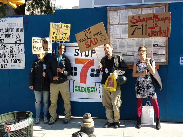 Boycott 7-Eleven NYC