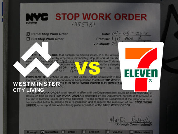 Westminster VS 7-Eleven