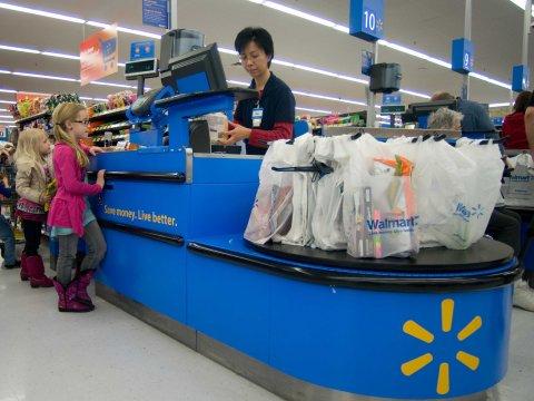 Wal-Mart Cares!
