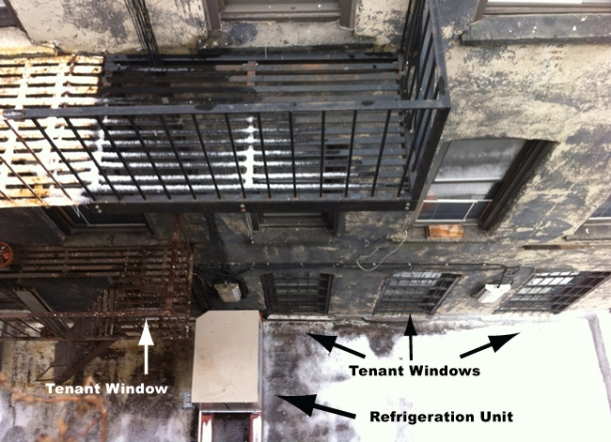 7-Eleven Westminster Illegal Refrigeration Untis