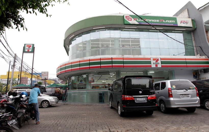 7-Eleven to Spend $645m in 2,500-Store Push