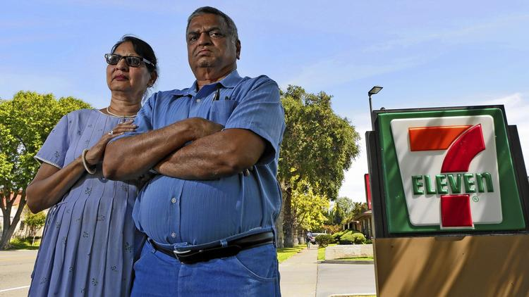 Franchisees allege hardball tactics, store seizures by 7-Eleven