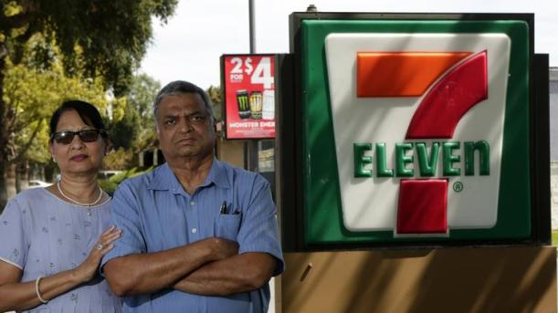 Dev Patel - 7-Eleven